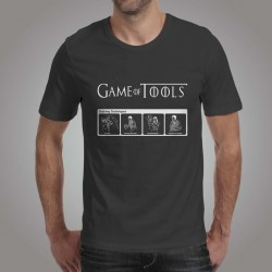 Tricou - Game of Tools