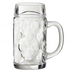 Bier Mug (GLASS) - DON 1L