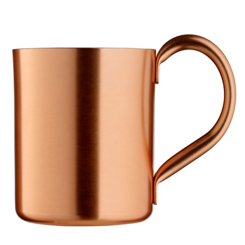 MOSCOW MULE Cocktail Cup (UrbanBAR) - 500ml, Cana Metal