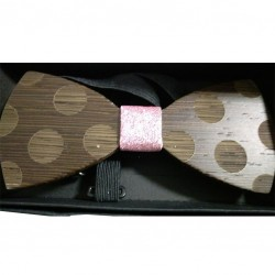 Wood Bow Tie - Complete Luxury
