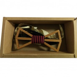Wood Bow Tie - Frame Luxury