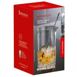 PERFECT Stirring/ Mixing Glass, 637ml - Pahar Cristal