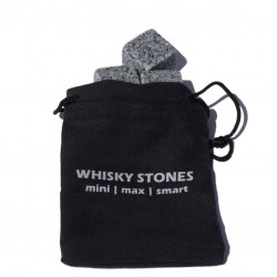 Cuburi Granit, Set 9 buc (Multicolor) - Whisky Stones
