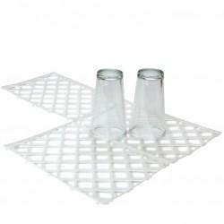 Interlocking Glass Mat SIMPLE, 31 *21cm - Plastic