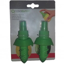Lemon / Lime SPRAY, GREEN - 2pcs/ set