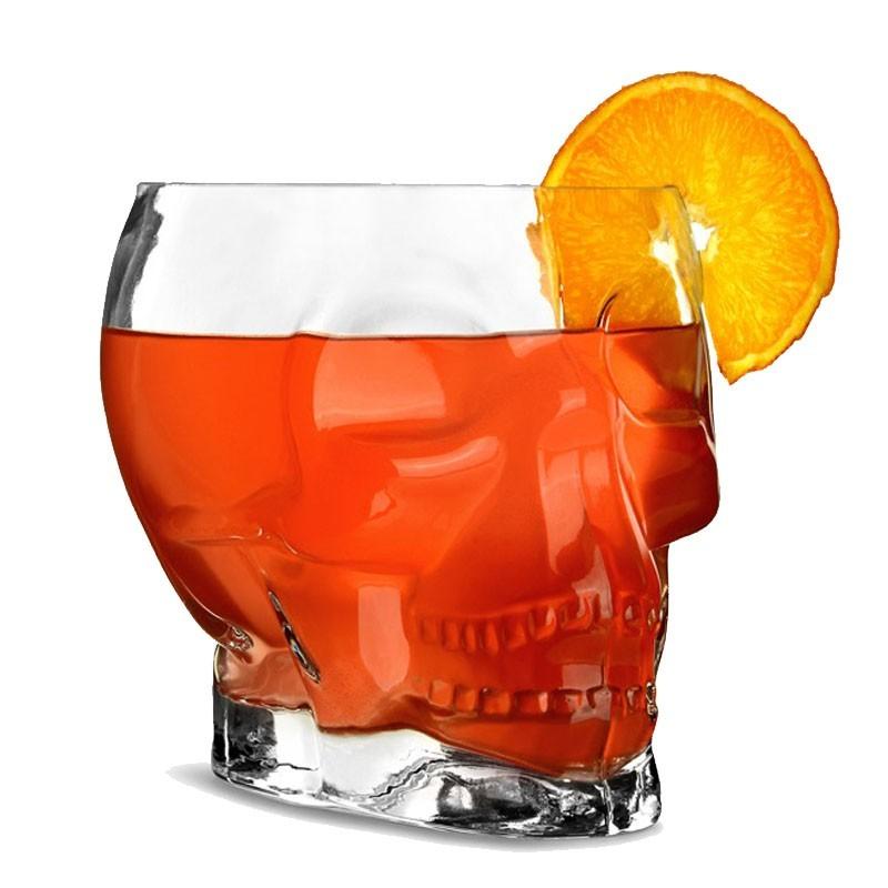 TIKI Cocktail - Skull Glass, 700ml