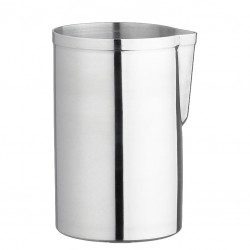 Stirring / Mixing Glass METAL [Mr SLIM] 580ml - Double Walls