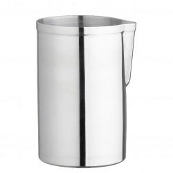 Stirring / Mixing Glass METAL [Mr SLIM] 580ml - Pereti Dubli