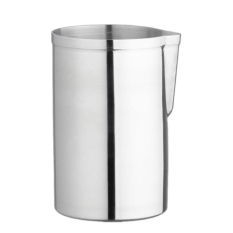 Stirring / Mixing Glass METAL [Mr SLIM] 580ml