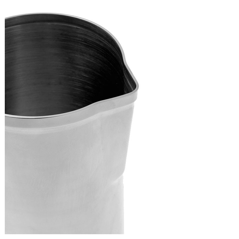 Stirring / Mixing Glass METAL [Mr SLIM] 580ml - cocktail container