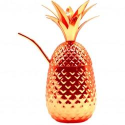 Tiki Ananas Rose Gold -...