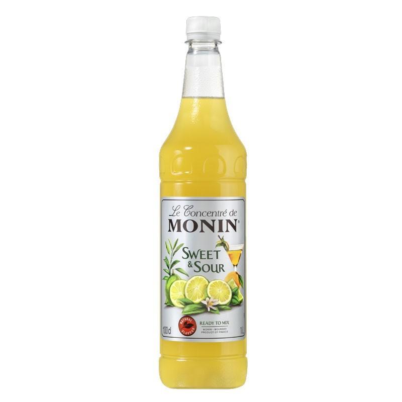 Pre-Mix SWEET & SOUR/ Dulce Acrisor, 1L - MONIN