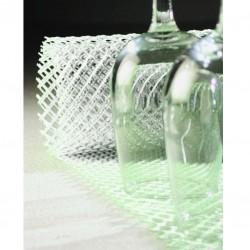 Shelf Liner / Glass Mat, White 5m