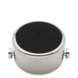 ROUNDED Knock Box [MOTTA] Coffee Grounds Container (Anti-Shock)