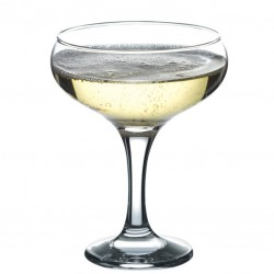 BISTRO Champagne Coupe glass [PASABAHCE] 270ml