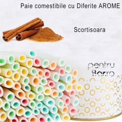Edible Drinking Straws -...