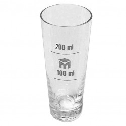 Measuring Glass 100/ 200ml - CE marked