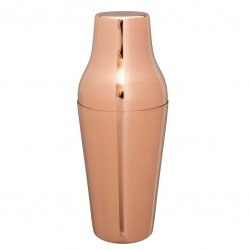 French Shaker VINTAGE, Rose Gold (MEZCLAR) - 700ml