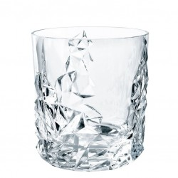 Pahar SCULPTURE Old Fashioned, 365ml (Cristal)