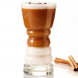 Special BARISTA glass, 340ml (DUROBOR)
