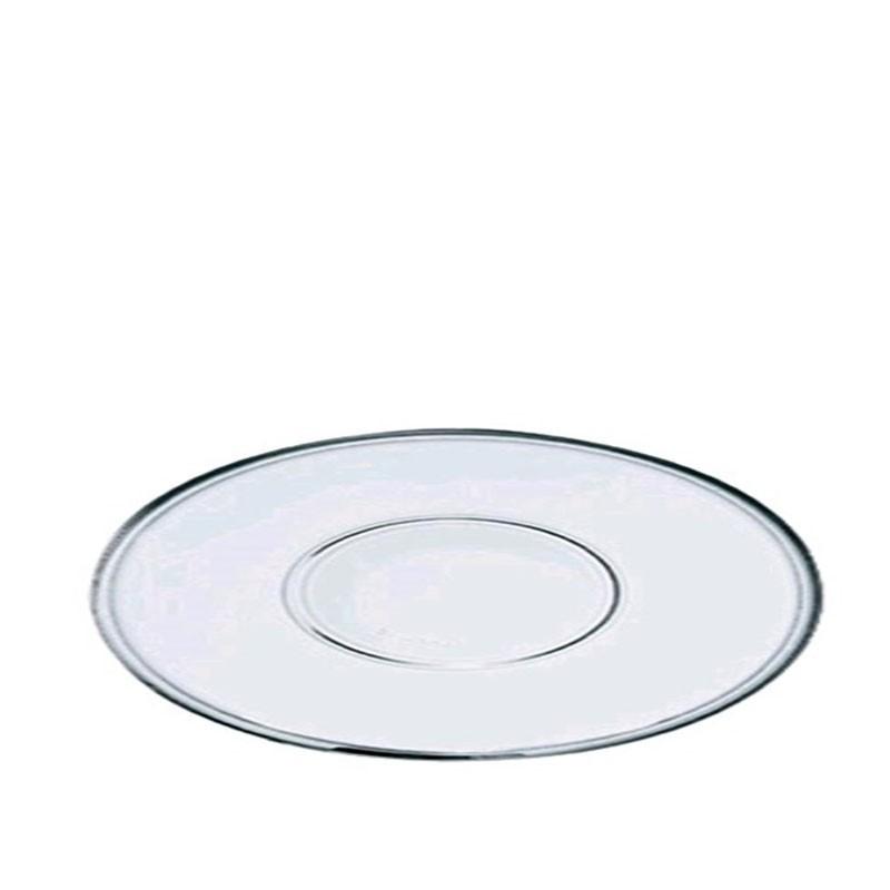 Glass Plate for Tea Mugs / Irish Coffe Glasses