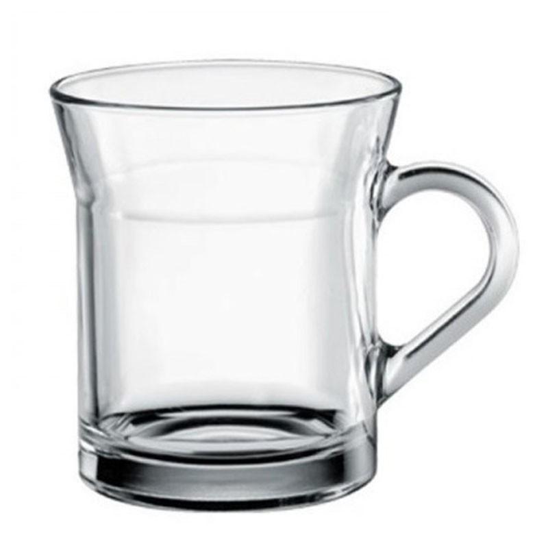 """Ceasca Ceai """"HUN"""" - Sticla, 340ml"""