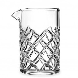 YARAI Stirring/ Mixing Glass (THE BARS), 500ml - Pahar Sticla