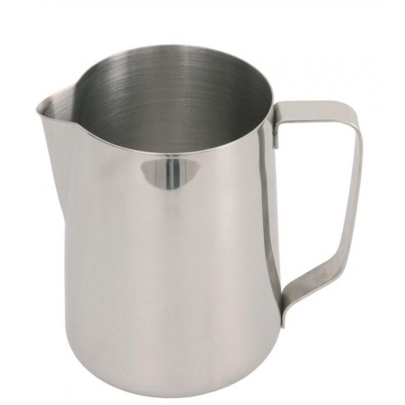 Milk Jug/ Pitcher CLASIC, 600ml - Latiera Metal