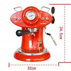 Espressor Retro cu STEAMER - Aparat Cafea