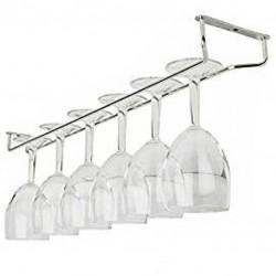 Glass Hanger Rack - CHROME...