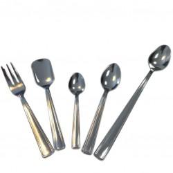 CAPPUCCINO / TEA Spoon, 13cm - INOXRIV