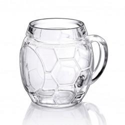 FOOTBALL - Bier Mug, 500ml
