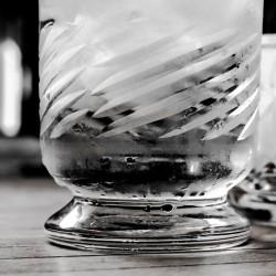 MEZCLAR Stirring/ Mixing Glass, 650ml - Pahar Sticla