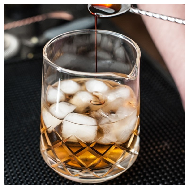 YARAI TULIPE Stirring/ Mixing Glass, 700ml - Pahar Sticla