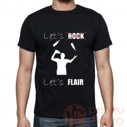 Tricou - Let's Flair