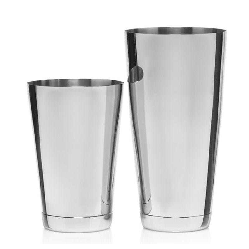 Boston Shaker TIN +TIN KORIKO® SIMPLU [Cocktail Kingdom] cu Greutate