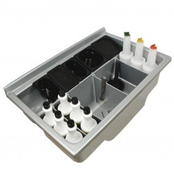 INSULATED Drink Station, ABS (Food Contact Plastic)