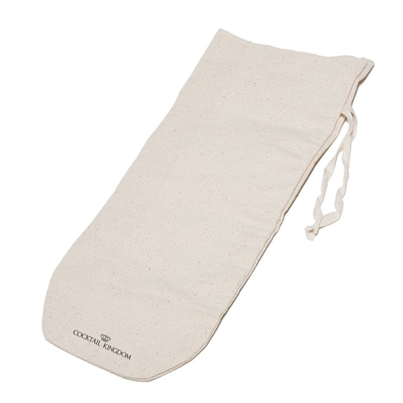 Strong And Durable Natural Cotton Canvas Bag Used Securely Crush Ice