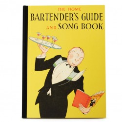Book - The Home Bartender's...