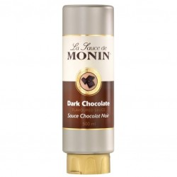 DARK CHOCOLATE Sauce, MONIN...