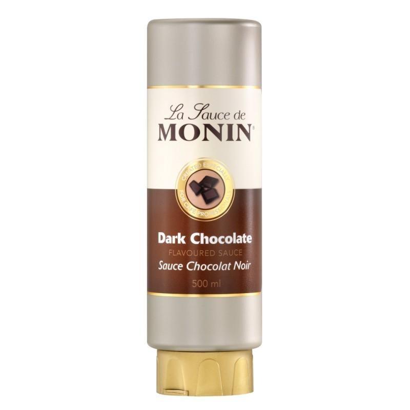 DARK CHOCOLATE Sauce, 500ml - MONIN