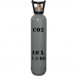 Butelie CO2, 10 L / 7.5 Kg...
