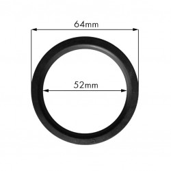 Flat Portafilter Gasket 64 *52 *6 .3mm