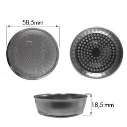 FAEMA Shower, 58 .5 mm - Caulked
