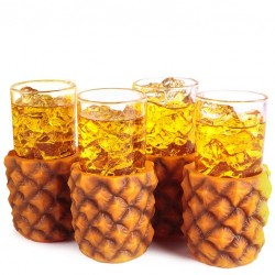 PINEAPPLE Glass, 285ml (SET...