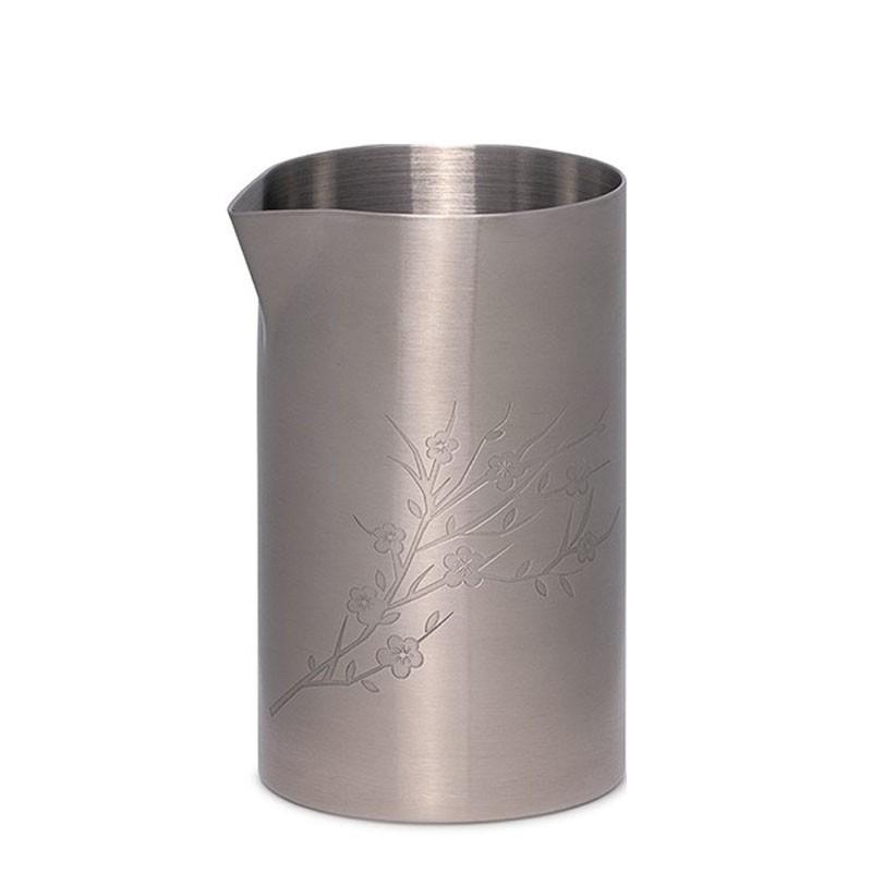 SAKURA Stirring Glass [COCKTAIL KINGDOM] 625ml - Metal