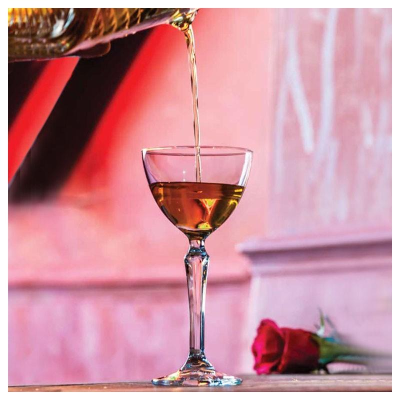 Pahar SPKSY NICK & NORA Cocktail, 140ml (LIBBEY)