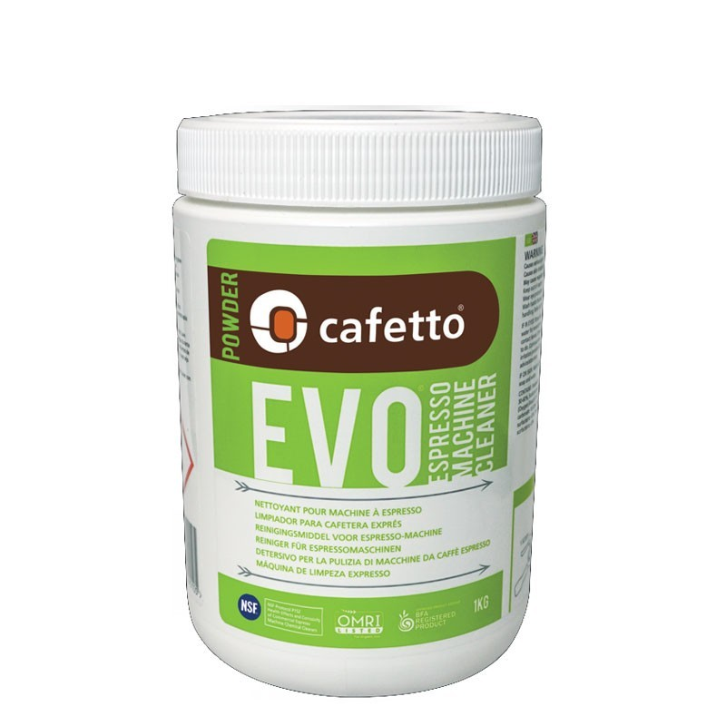 Cafetto EVO - Espresso Machine Cleaner, 500g