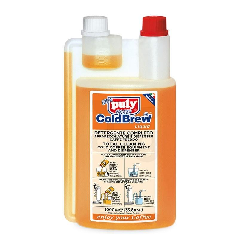 Detergent PULY COLD BREW / NITRO, 1L - Lichid Curatat Echipamente Alternative de Cafea