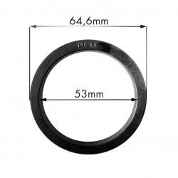 Flat Portafilter Gasket 64 .6 *53 *5 .5 mm